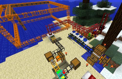 Screenshot for Mini-ModPack Industrial 1.7.10