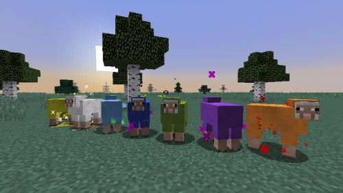Screenshot for [Vanilla Mod] Too Many Sheeps!