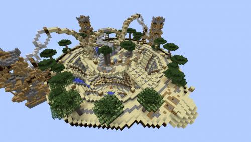 Screenshot for 4 Dungeons CTM