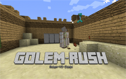 Screenshot for GolemRush 1.11 in su'
