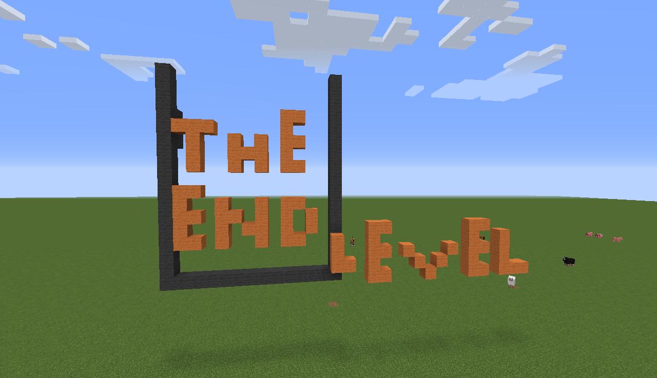 The End Level [Demo] [ITA]