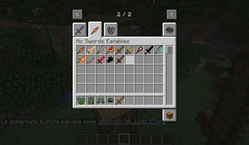 Screenshot for Mo sword,spade di tutti i blocchi!